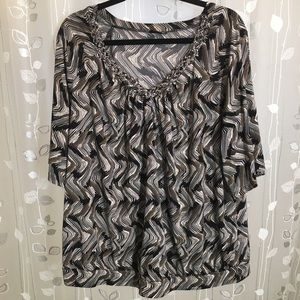 East 5th Blouse - (2X)